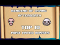 Top 10 :: Binding of Isaac: AFTERBIRTH :: Hated Bosses #4