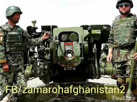 Afghan army 2014 new video