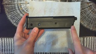 M17 SMG Magazine Assembly and Disassembly