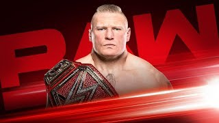 WWE Monday Night RAW 18th March 2019 Highlights : PREVIEW