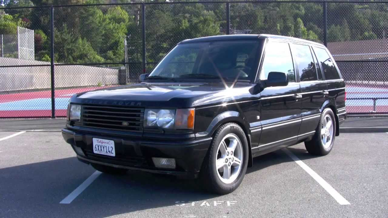 2002 range rover test drive and review youtube. Black Bedroom Furniture Sets. Home Design Ideas