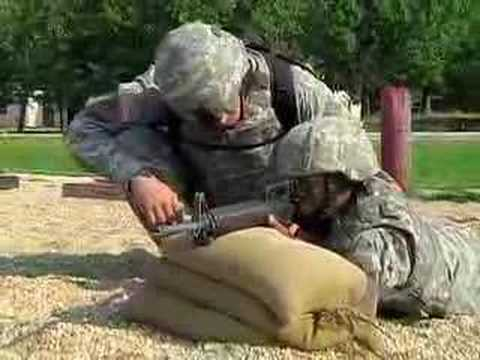 Army MOS 21B Combat Engineer Video