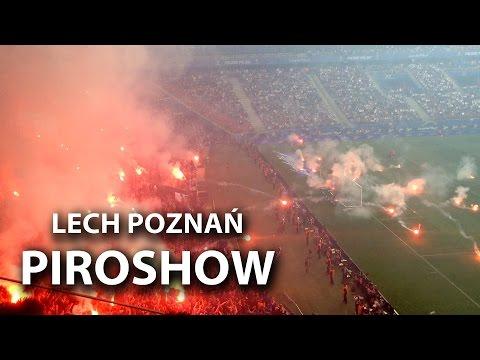 PIROSHOW LECHA Z RACAMI NA MURAWIE [Polish Cup Final 2016]