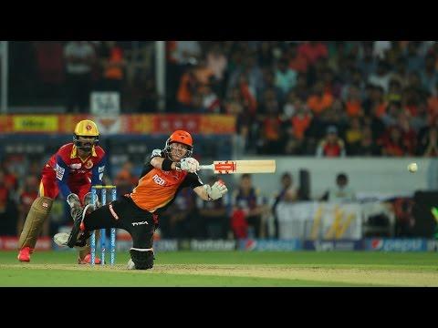 Pepsi IPL 2015 | Match No.52 | SRHvsRCB at Hyderabad | 15 May 2015 | David Warner blunder
