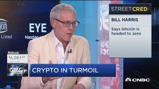 Former PayPal CEO on why he thinks bitcoin is going to zero