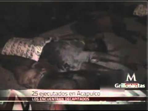 40 youtube videos with Videos De Narcos Decapitados Con Motosierra