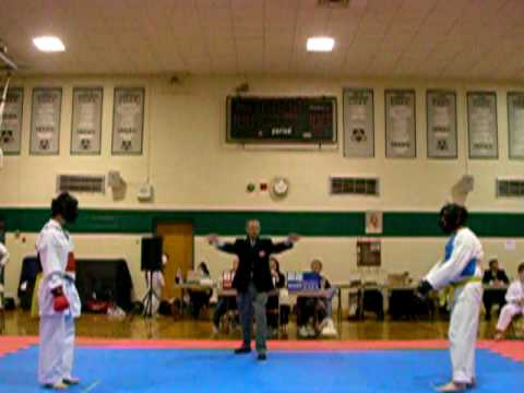 kumite chitoryu fall tournament 2007 Image 1