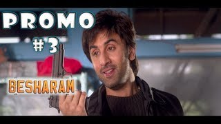 The Mechanic - BESHARAM | Movie Promo # 3