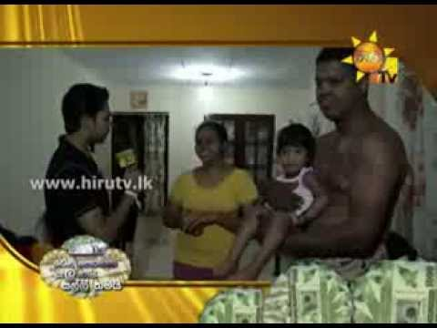 Hiru Tele Perahara Baluwot Salli Thamai - Shanthalokagama