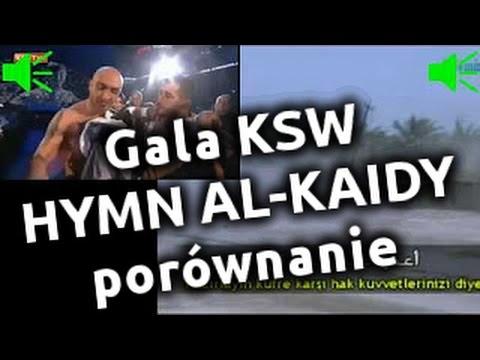 Hymn Al-Kaidy Gala KSW Mamed Khalidov VS Aziz Karaoglu PORÓWNANIE AUDIO KSW 35