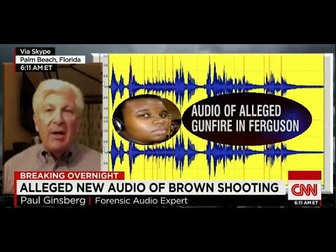 Michael Brown Shooting Audio Tape 10 Shots from Officer Darren Wilson Breaking News