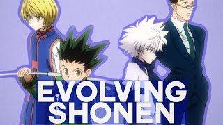 How Hunter X Hunter Evolved The Shonen Genre