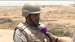 السعودية تعمل على شق طريق حدودي جديد يحيط به سور من الجانبين