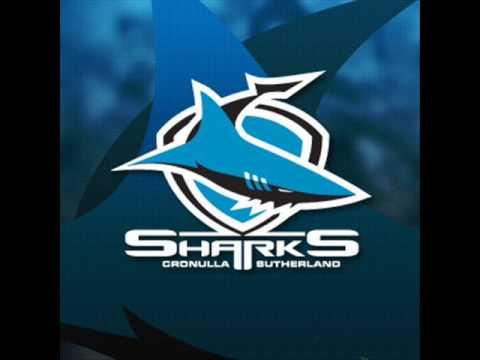 Sharks Nrl Wallpaper Cronulla Sharks 1eyed Eel