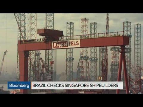 Singapore Shipbuilders Sink Deeper Into Graft Scandal
