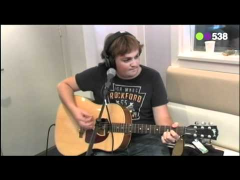 Radio 538: Tim Knol - When I Am King (Live bij Evers Staat Op)