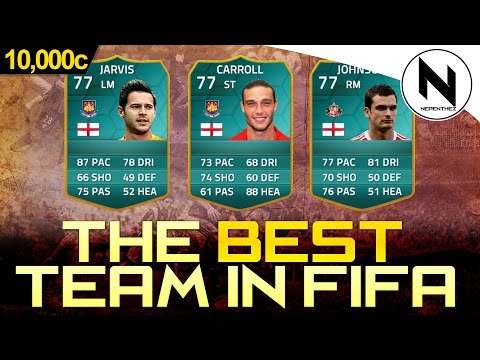THE ENGLAND REJECTS! - The Best Team in FIFA #42