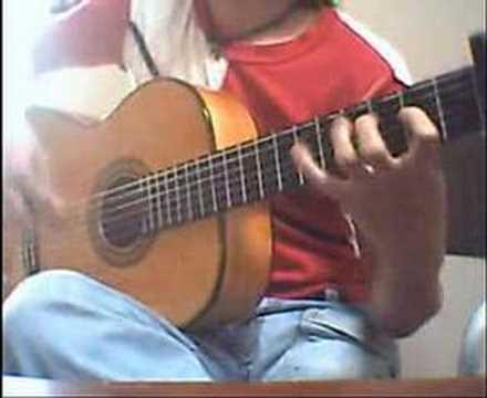 Chicuelo --A la Deriva-- primera falseta (Tangos)