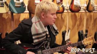 On the Road with Patrick Stump- The Guitar Store