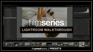 The Preset Factory | Film Series (Update 2.0) Lightroom Walkthrough