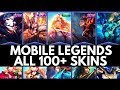MOBILE LEGENDS ALL SKINS AS OF JANUARY 2018 (IOS/ANDROID) MP3