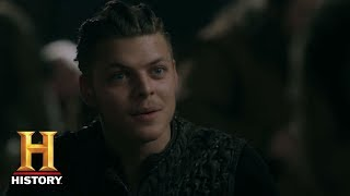 Vikings: Ivar Shares His Great News | 'A New God' Airs Dec. 12 at 9/8c | History