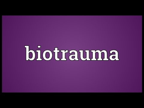 Header of Biotrauma