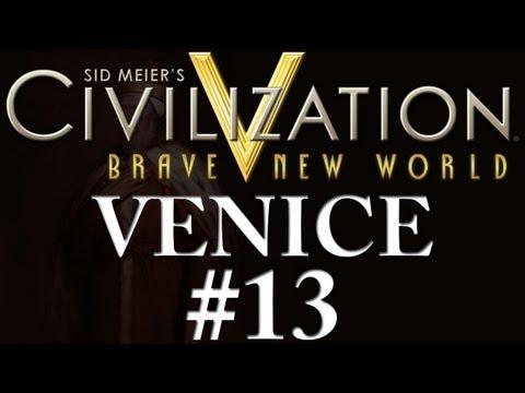 Civilization 5: A Brave New World - Venice - Part 13