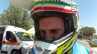 Sardegna Rally Race 2015: Vanni Cominotto, grandioso nella prima tappa