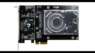COMPUTEX 2011 - OCZ Technology Shows Off New Power Supplies and RevoDrives