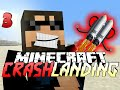 Minecraft Crash Landing 3 - WATER FOR DAYS