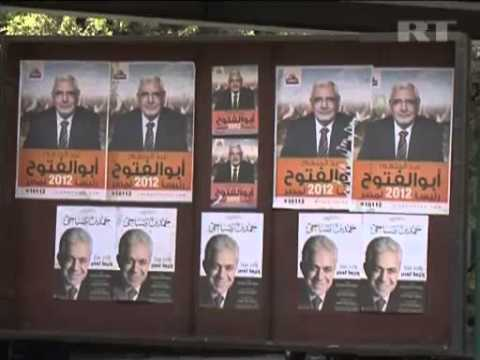 May 23, 2012 Egypt_ Egypt steps into election amid uncertainty and frustration