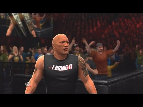 Wwe 2k14: 30 Years Of Wrestlemania - Universe Era - 7 (miz Vs John Cena - Wm 27) video