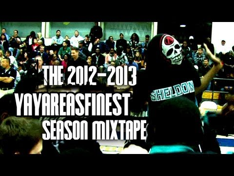 The OFFICIAL 2012-13 Yay Area's Finest Season Mixtape...
