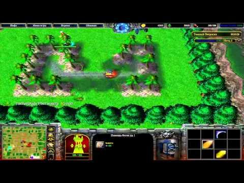 WarCraft 3 #14 Петры баланс 6.00h (За зрителя)
