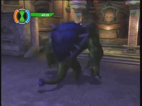 Ben 10 Ultimate Alien Cosmic Destruction Part 1