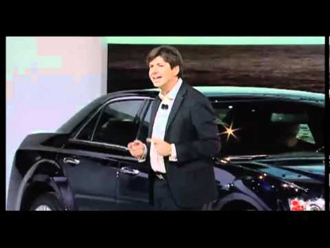 2011 Chrysler 300 Reveal at the North American International Auto Show