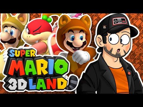 Super Mario 3D Land - Marc Lovallo