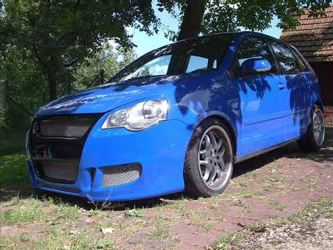 VW Tuning Polo 9N