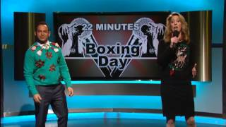 22 Minutes: Rap Battle - Christmas Day vs Boxing Day