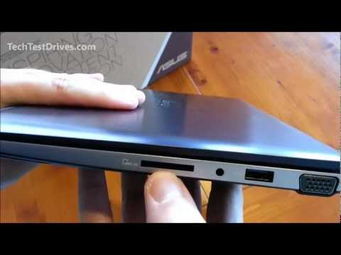 ASUS VivoBook F202 / X202 *Review* Part 2- TechTestDrives   HD