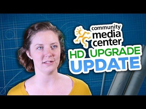 CMC HD Upgrade: Classroom Construction