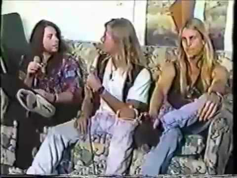 Savatage: Criss&Johnny Lee Interview '93