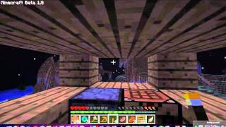 Minecraft 1.8 co-op Build n' Play : 002
