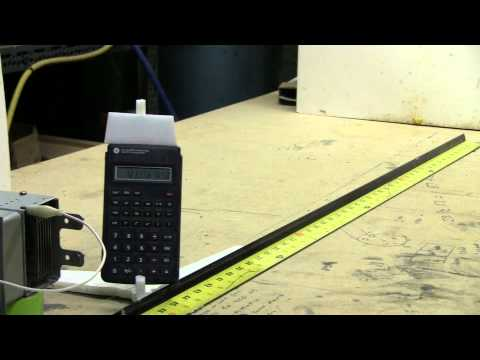 Magnetron #9 - Clearing A Calculator
