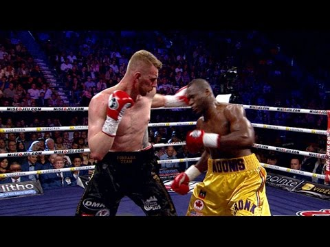 SHOWTIME Boxing Special Edition Fonfara vs Ngumbu  November 1st Preview