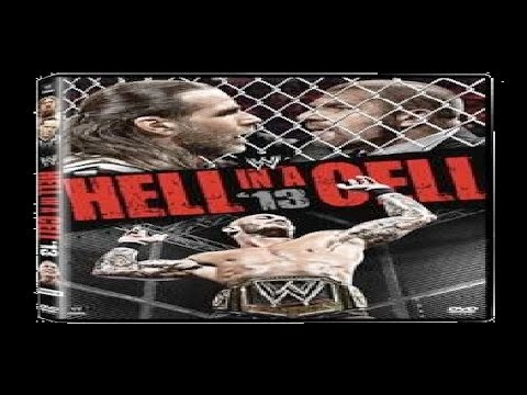 WWE Hell in a Cell 2013 DVD Review