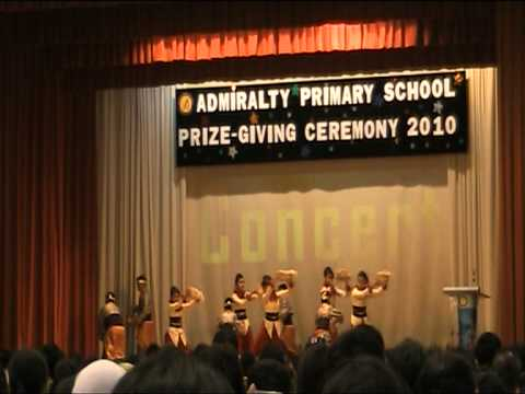 ADMPS Annual Prize-Giving Ceremony (Malay Dance)