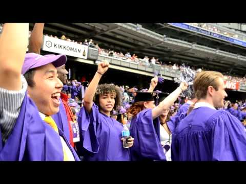 All-University Commencement 2014
