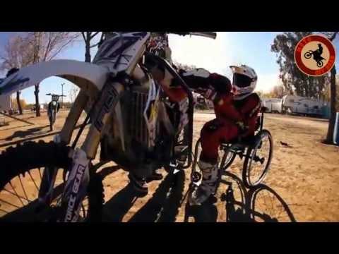 Moto Off-Road - Não desista quando surgirem obstáculos